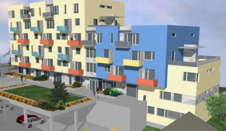 Nové byty jdou v krajské Jihlavě na odbyt, protože se jich moc nestaví