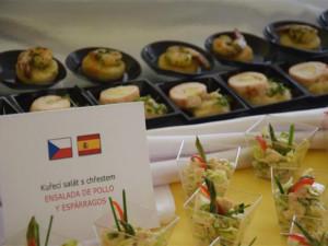 V českých jídelnách se zabydluje gaspacho a paela. Své o tom ví ve škole v Havlíčkově Brodě