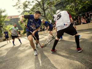 Za Lužánky se opět vrátí hokej! Připravte si hokejky a tenisáky, přichází Red Bull Urban Buly