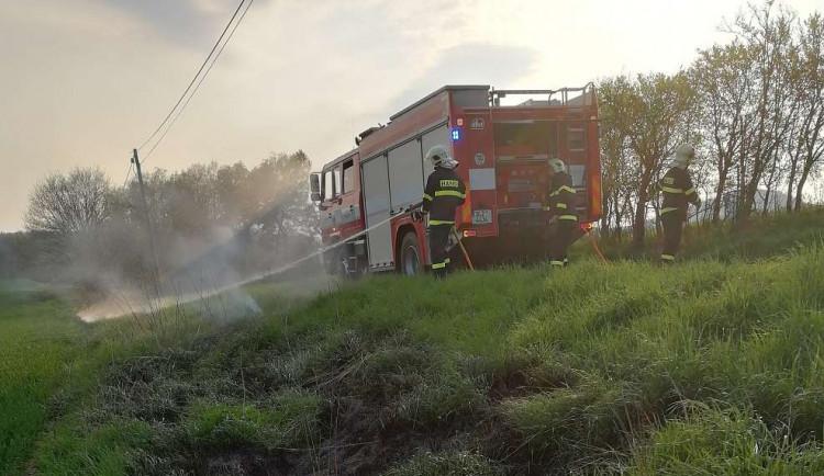 Pozor na jarní pálení bioodpadu. Může způsobit požáry