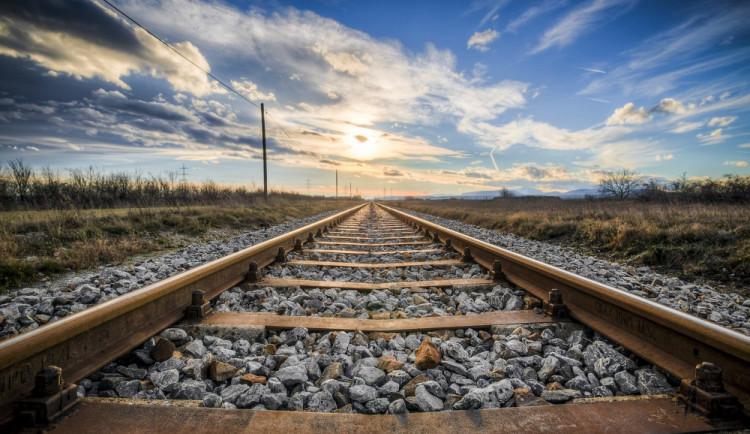 Strojvedoucí, jemuž na Vysočině ujel vlak, nespáchal trestný čin. Jel pomalu, říká policie