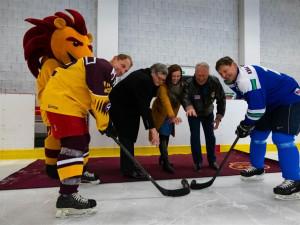 Jihlava sehrála hokejové přátelské utkání s krajem. V zápase padly tři góly