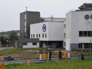 Modernizace třebíčské nemocnice: Etapu demolice vystřídala etapa budování