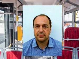 Jihlavský dopravní podnik má nového ředitele, po Josefu Vilímovi přebírá žezlo Radim Rovner