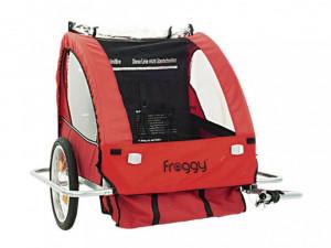 V modelu Froggy BTC 07 došlo ke skandálnímu selhání bezpečnostních pásů.