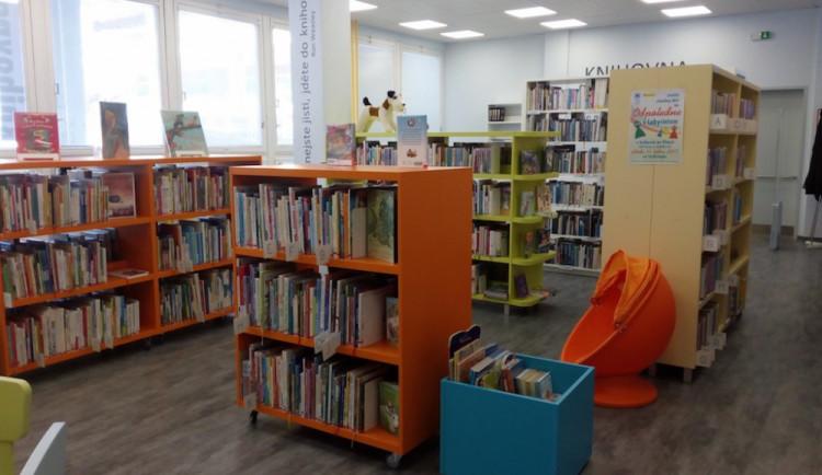 V kraji funguje víc než 500 neprofesionálních knihoven. V zásobování jsme na druhém místě