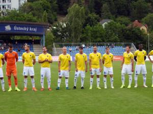 První bod do druholigové tabulky. Vysočina uhrála v Ústí nad Labem remízu 0:0