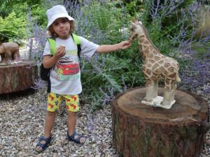 Jihlavská zoo hostí výstavu dvaceti zvířat z hlíny. Pochází z dílny Volšové ruce