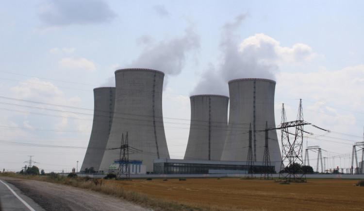 Ministr Karel Havlíček: Stavba bloku Dukovan by mohla začít kolem roku 2030
