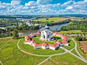 Žďár nad Sázavou si připomene 300 let od začátku stavby kostela na Zelené hoře