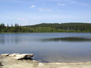 Rybník Velký Pařezitý se začne po opravě hráze znovu plnit vodou. Už během pondělí