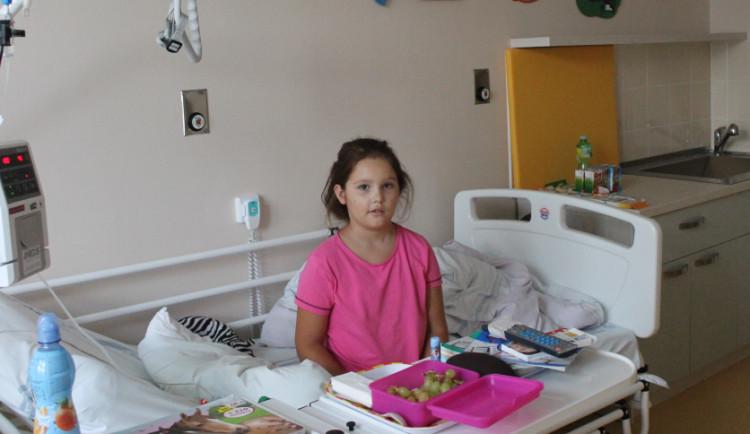 Vysočina přispěje na chod školních družin při nemocnicích. Podpora dosáhne k milionu korun
