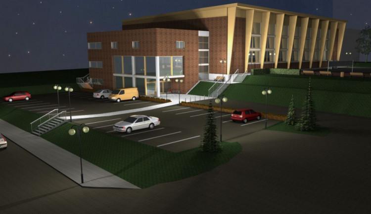 Světlá nad Sázavou za měsíc otevře novou sportovní halu. Bude to dříve, než se plánovalo