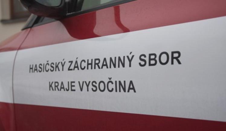 Šest hasičských jednotek vyjíždělo k požáru ve výrobně pelet. Odhadnutá škoda je šest milionů