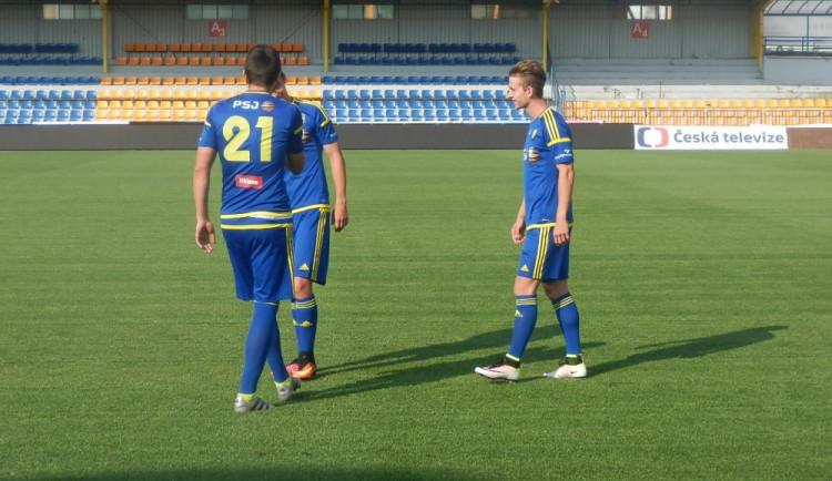 Focení FC Vysočina Jihlava před sezónou 2016/17