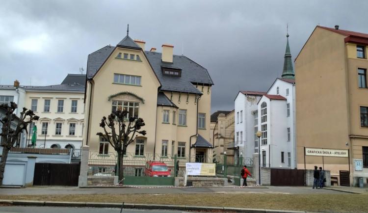 Otevření zrekonstruované secesní vily v Jihlavě