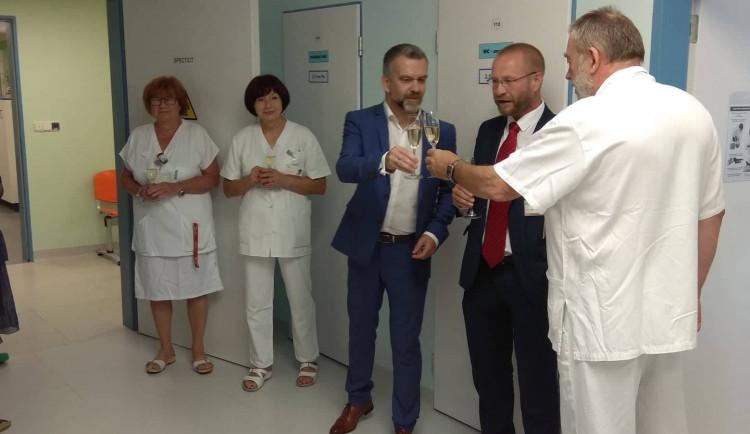 Nové SPECT/CT v Nemocnici Jihlava