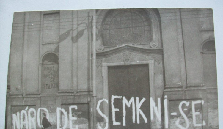 Srpen 1968 v Jihlavě