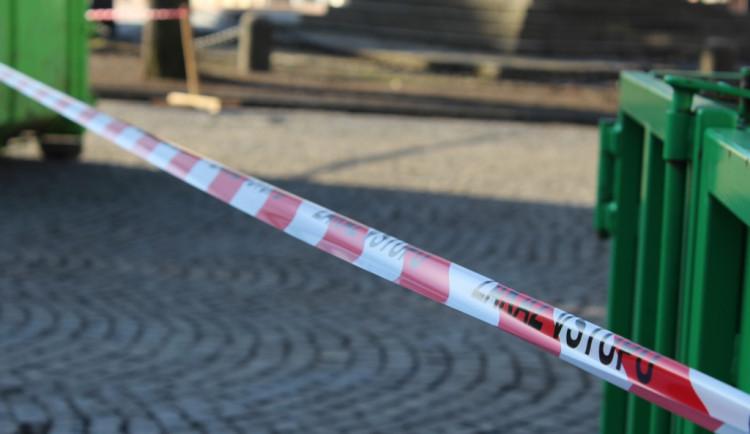 Kácení lip na Masarykově náměstí