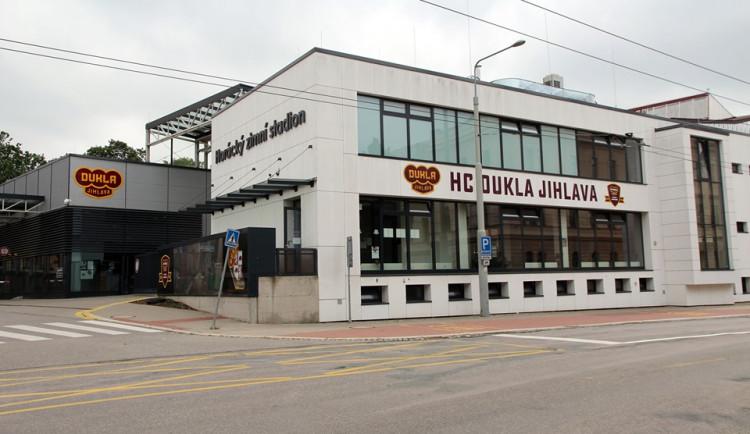 Nová výzdoba Horáckého zimního stadionu