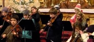 Vánoční koncert v kostele sv. Máří Magdalény v Dolní Cerekvi II.